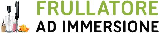 Frullatore ad Immersione Retina Logo