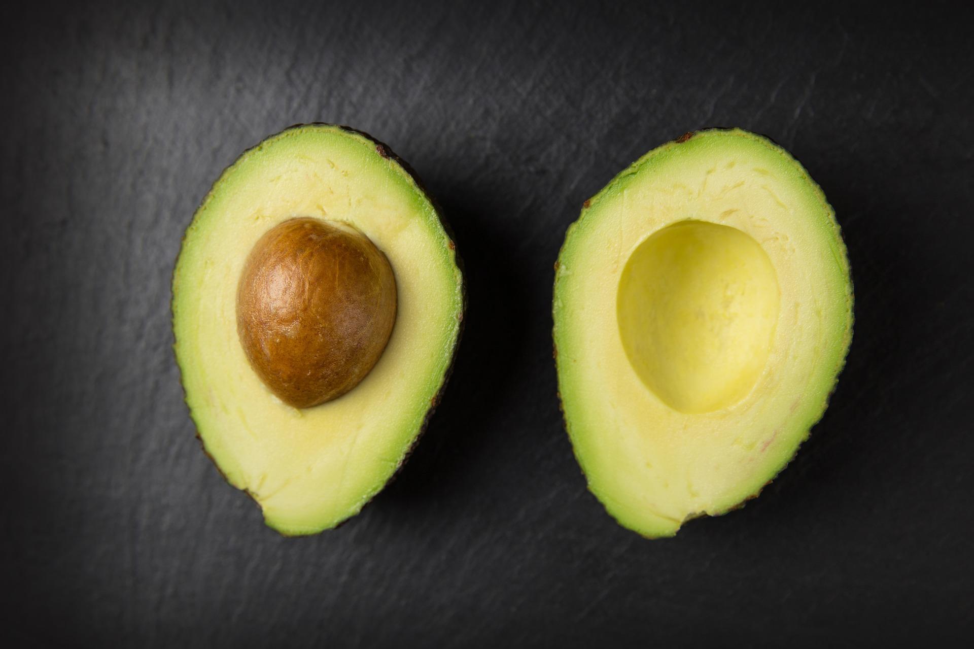 Frullato avocado e cacao