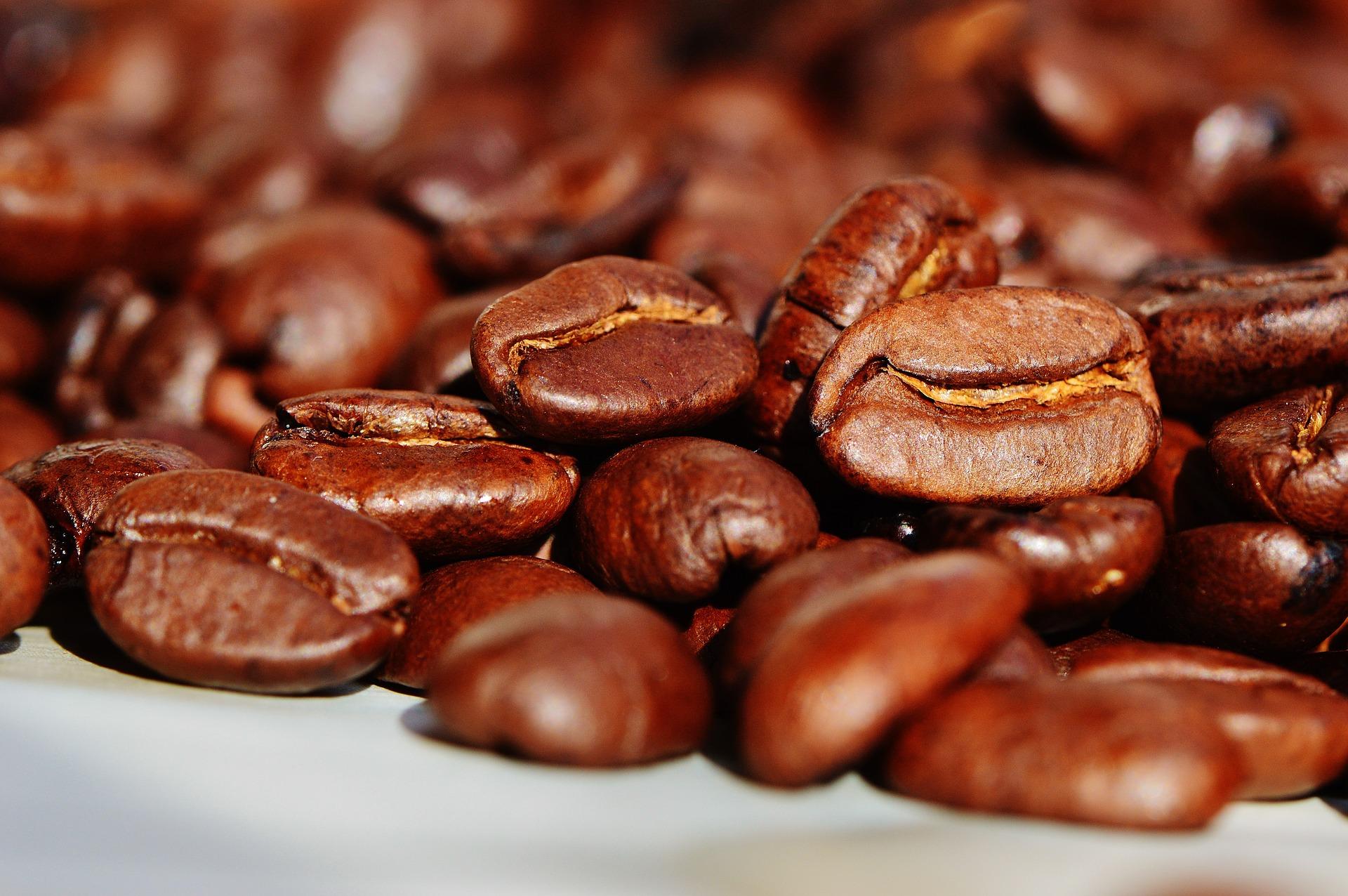 Frullato con chicchi di caffè