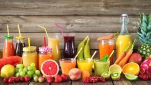 8 ricette per frullati di frutta e verdura