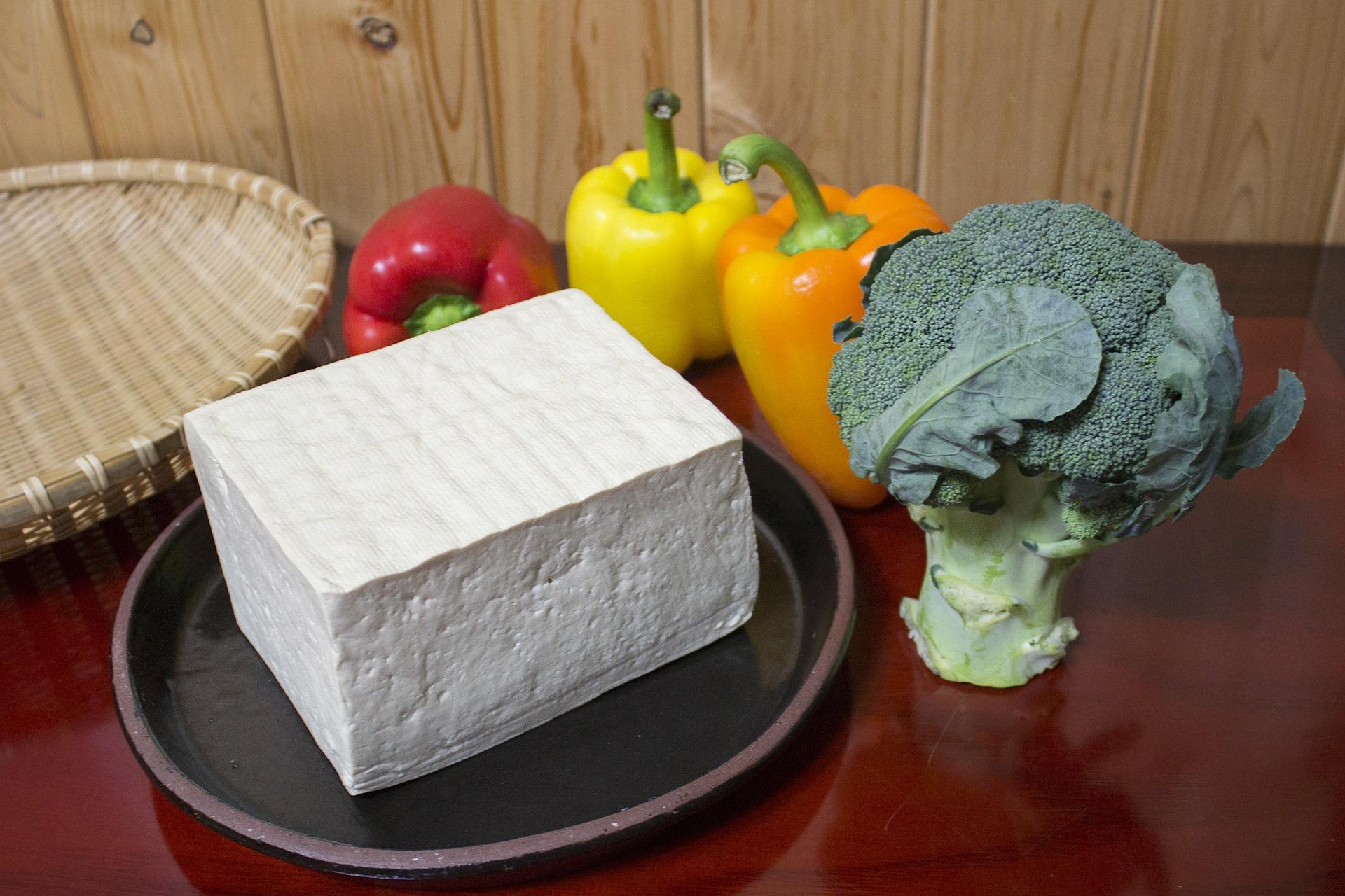 Frullato con tofu